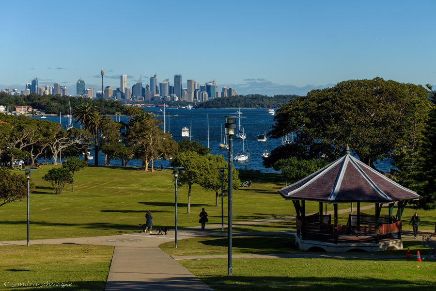 Watsons Bay - Richardson Park