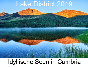 Reisebericht acht Tage Roadtrip durch den Lake District Cumbria in England