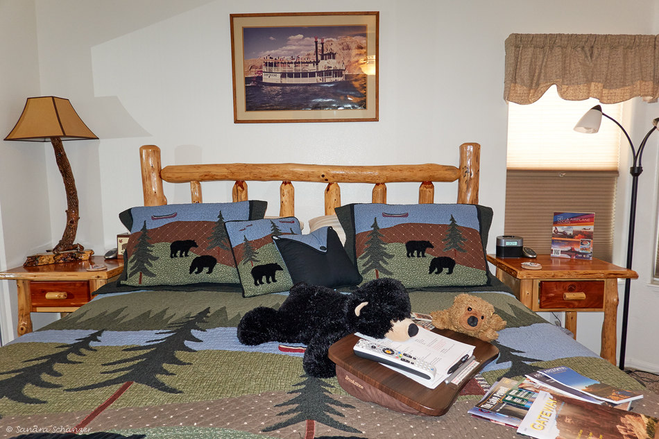 Schlafzimmer The Bear′s Den