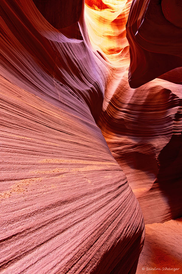 Secret Canyon Page Arizona