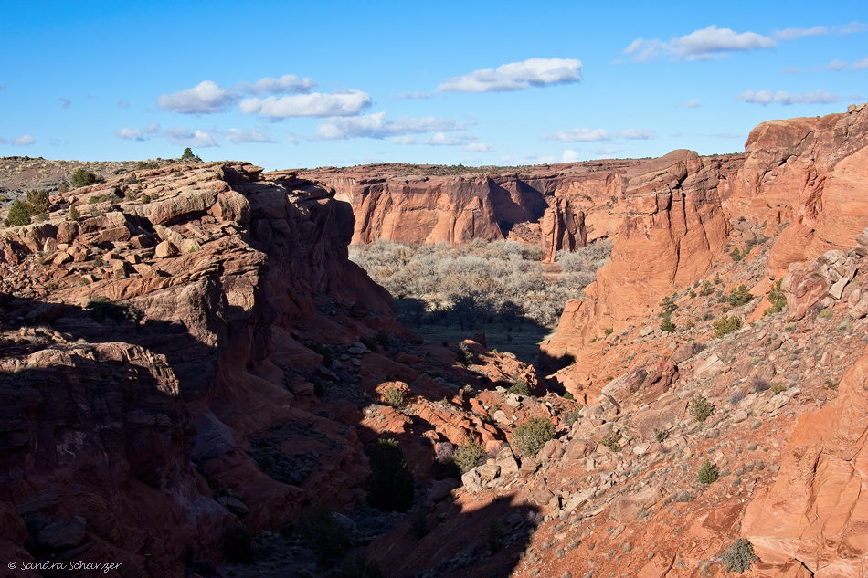 Canyon de Chelly – Tunnel Overlook