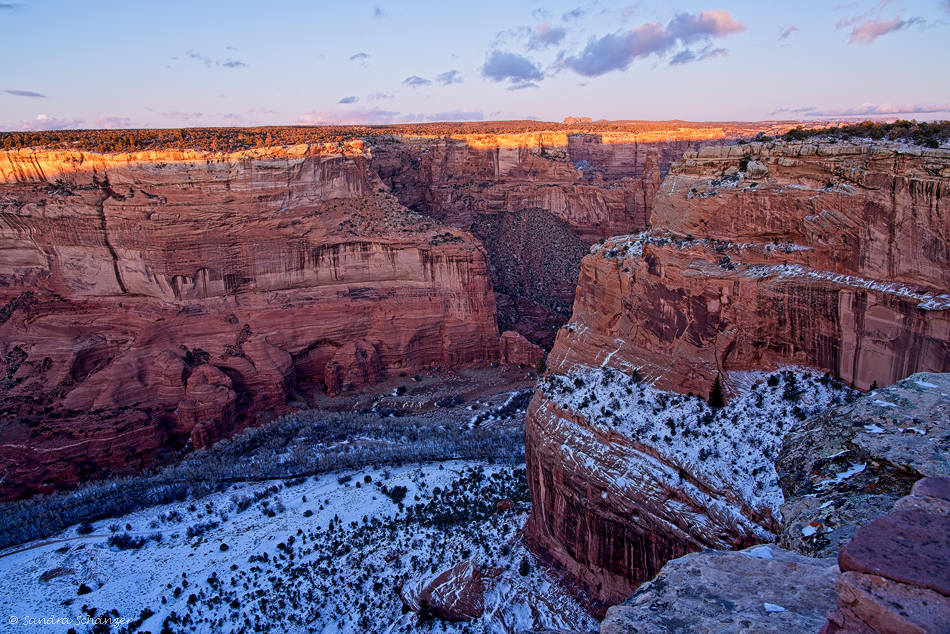 Canyon de Chelly – Face Rock Overlook