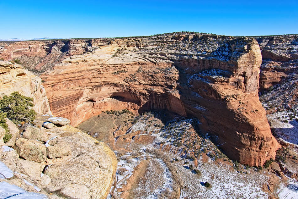 Canyon de Chelly – Mummy Cave Overlook
