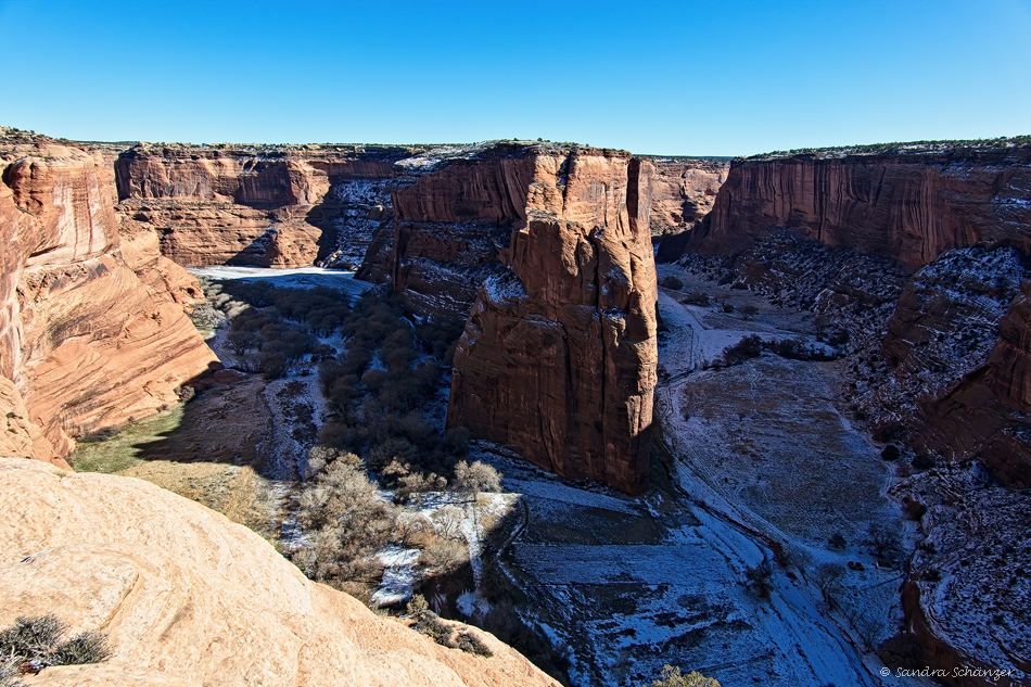 Canyon de Chelly – Antelope House