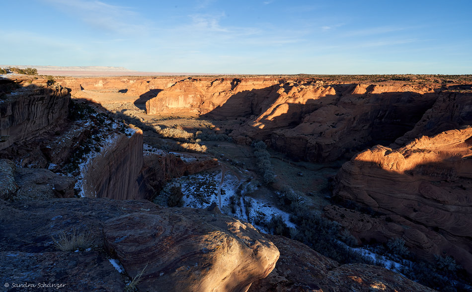 Canyon de Chelly – White House Overlook