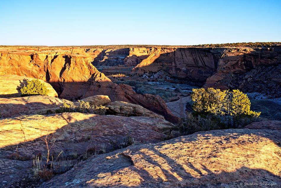 Canyon de Chelly – Tsegi Overlook Sunset