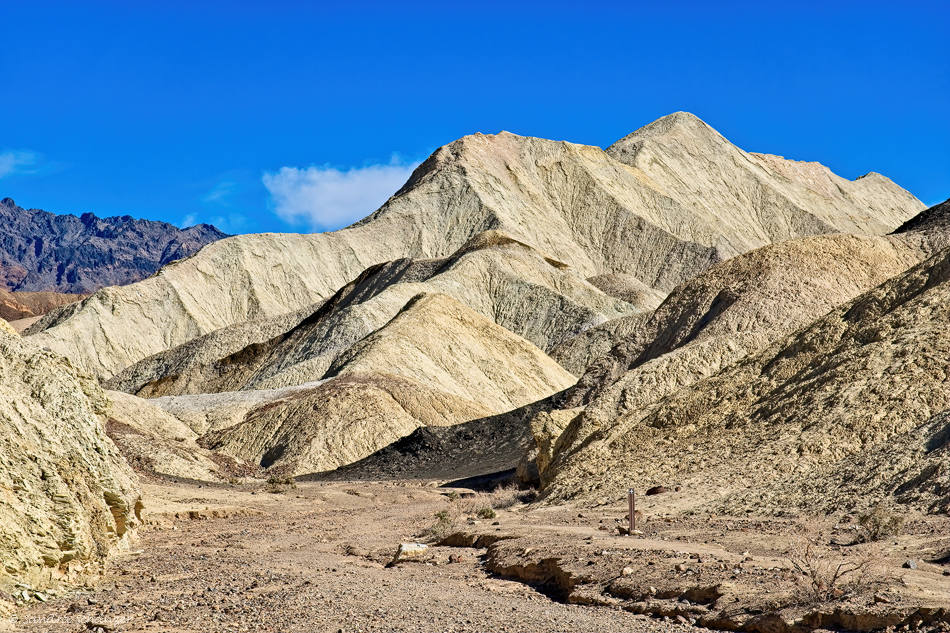 Golden Canyon – Death Valley