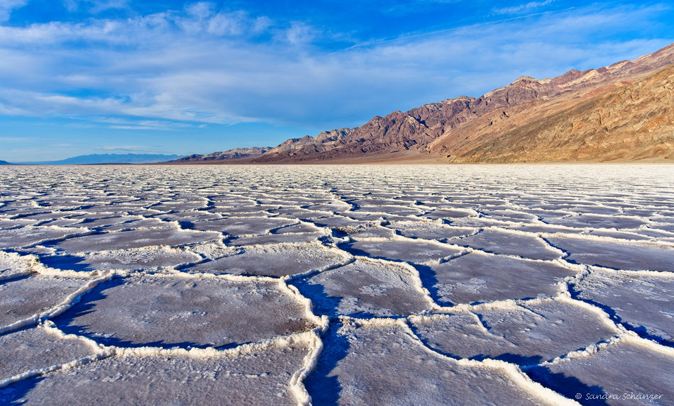 Badwater Basin – Death Valley
